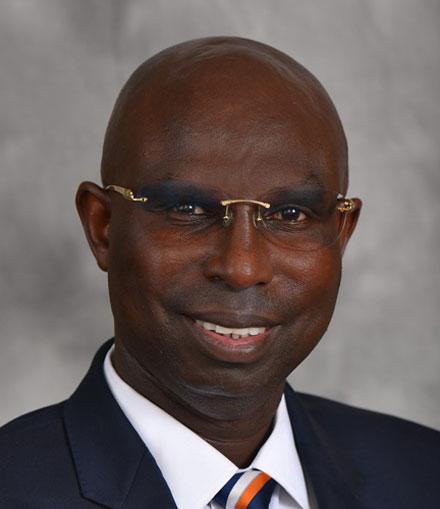 Dr. Etienne Musonera