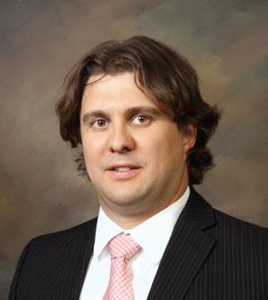 Dr. Nik Volkov