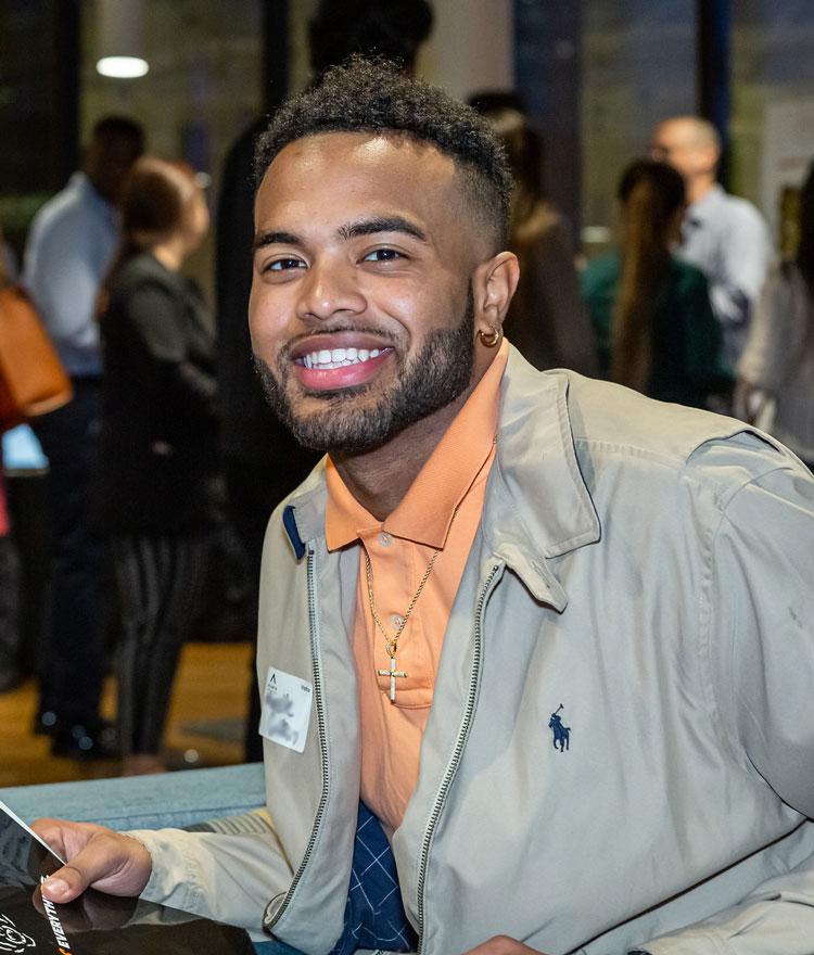 Graduate Mercer Business Student