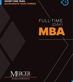 Full-Time MBA