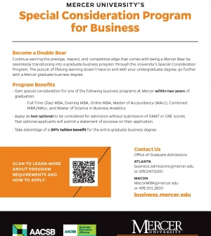 Special Consideration Program